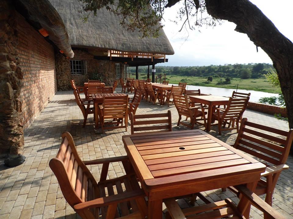 Serene Oasis Restaurant Marloth Park