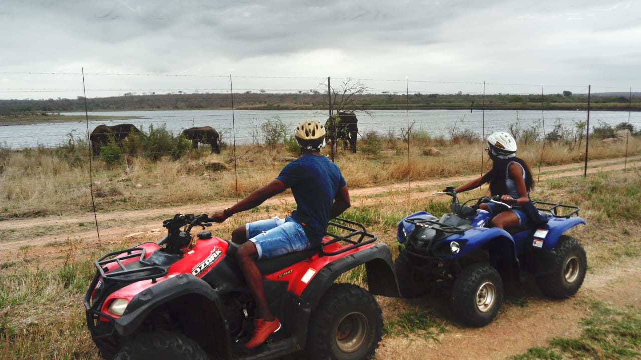 Quad Biking